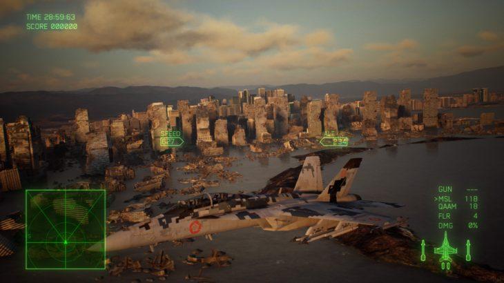 エースコンバット7のキャンペーン ストーリー の謎に迫る(前半まとめ)