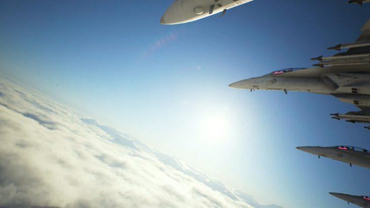 エースコンバット7のキャンペーン ストーリー の謎に迫る 09(懲罰部隊狙われる)