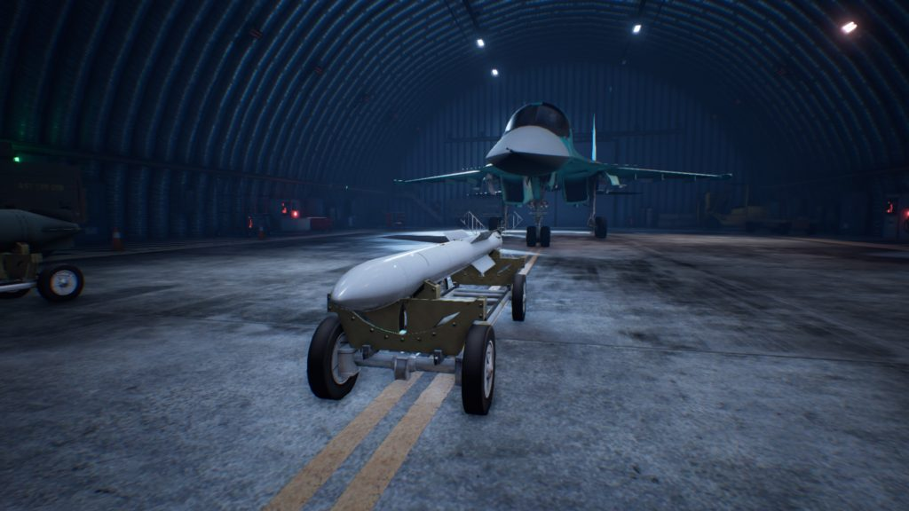 ACE COMBAT™ 7: SKIES UNKNOWN_Su-34 Fullback HCAA