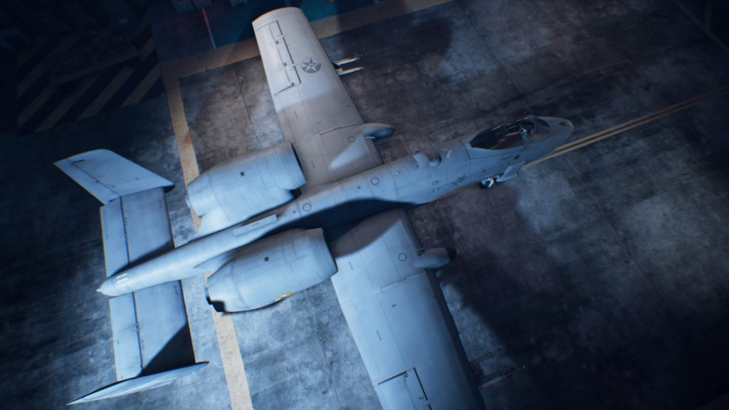 ACE COMBAT™ 7: SKIES UNKNOWN_A-10C Thunderbolt II06 Strider Skin