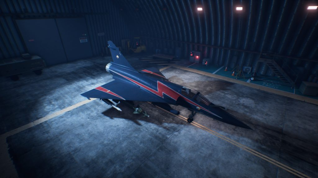 ACE COMBAT™ 7: SKIES UNKNOWN_Mirage 2000-5 03 Special Skin