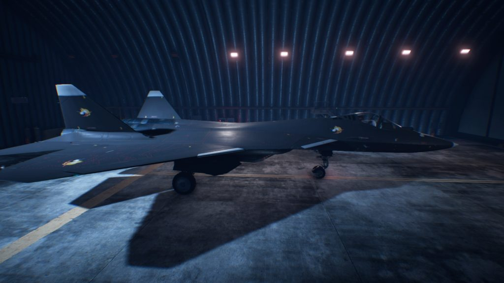 ACE COMBAT™ 7: SKIES UNKNOWN_Su-57 01 Osea Skin