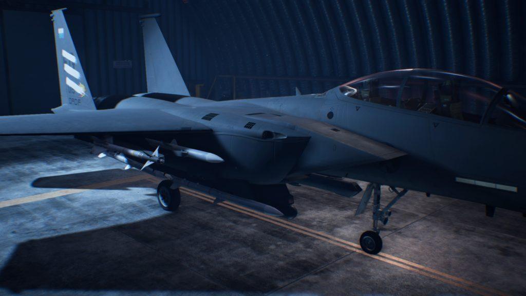 ACE COMBAT™ 7: SKIES UNKNOWN_F-15E Strike Eagle05 Spare Skin