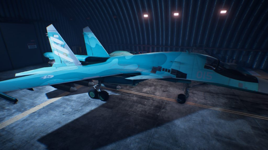 ACE COMBAT™ 7: SKIES UNKNOWN_Su-34 Fullback05 Spare Skin