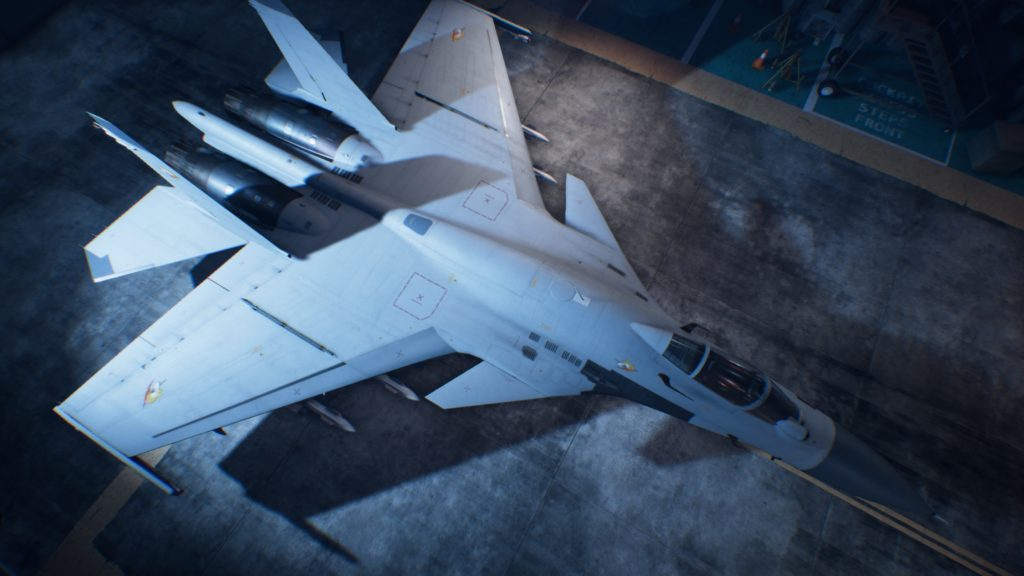 ACE COMBAT™ 7: SKIES UNKNOWN_Su-33 Flanker-D03 Special Skin