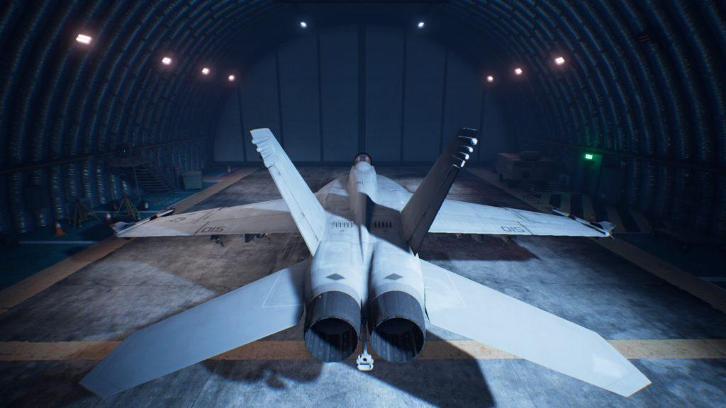 ACE COMBAT™ 7: SKIES UNKNOWN_F/A-18F Super Hornet05 Spare Skin