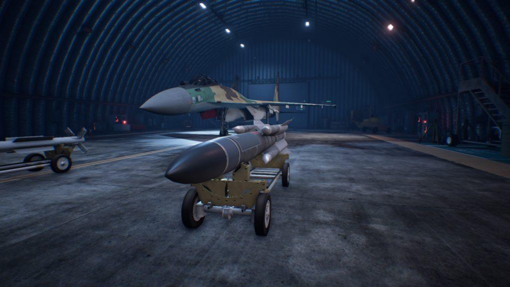 ACE COMBAT™ 7: SKIES UNKNOWN_Su-35SLASM