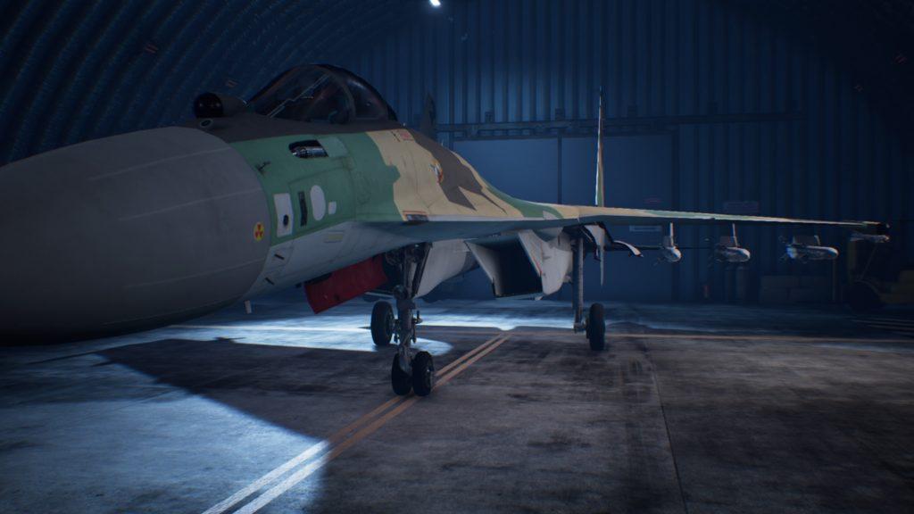 ACE COMBAT™ 7: SKIES UNKNOWN_Su-35S01 Osea Skin