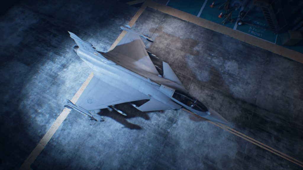 ACE COMBAT™ 7: SKIES UNKNOWN_Gripen E04 Mage Skin