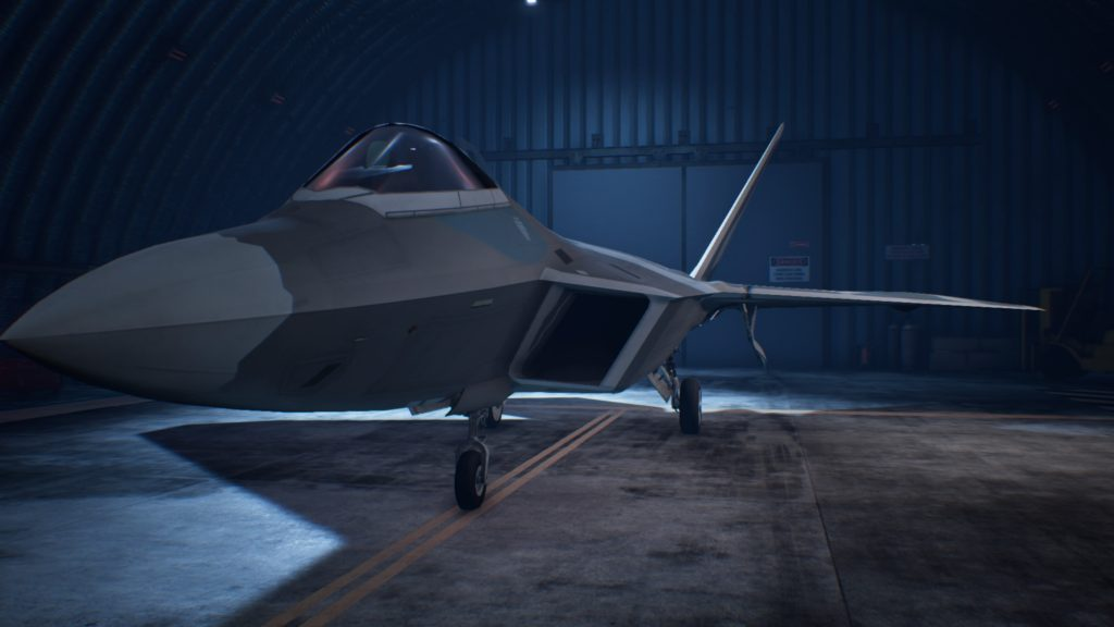 ACE COMBAT™ 7: SKIES UNKNOWN_F-22A 02 Erusea Skin