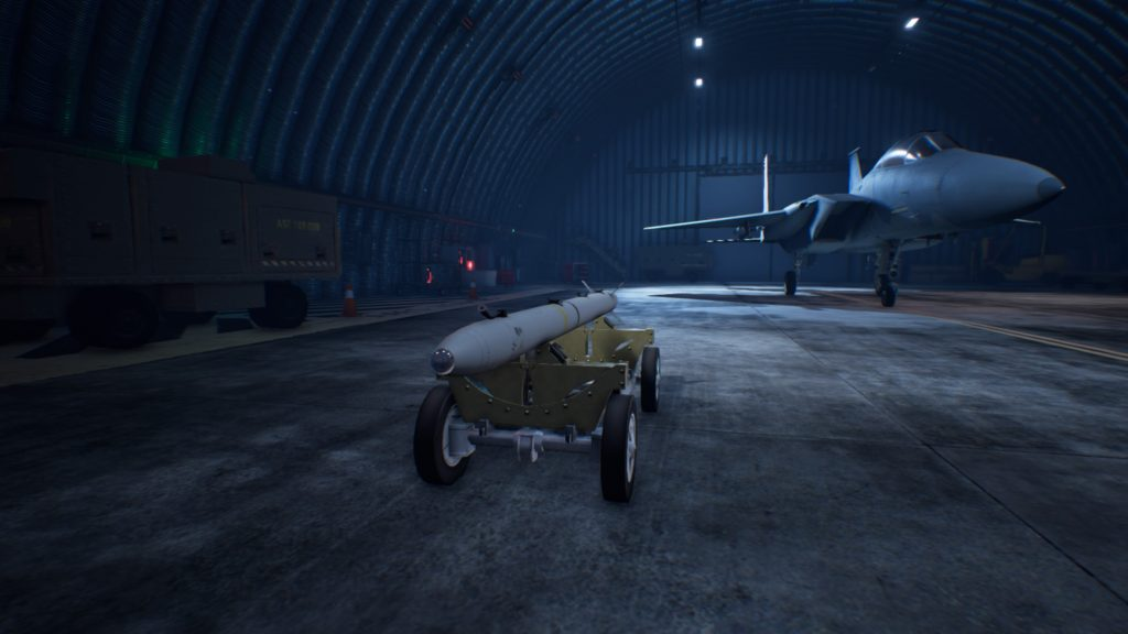 ACE COMBAT™ 7: SKIES UNKNOWN_F-15C EagleSASM