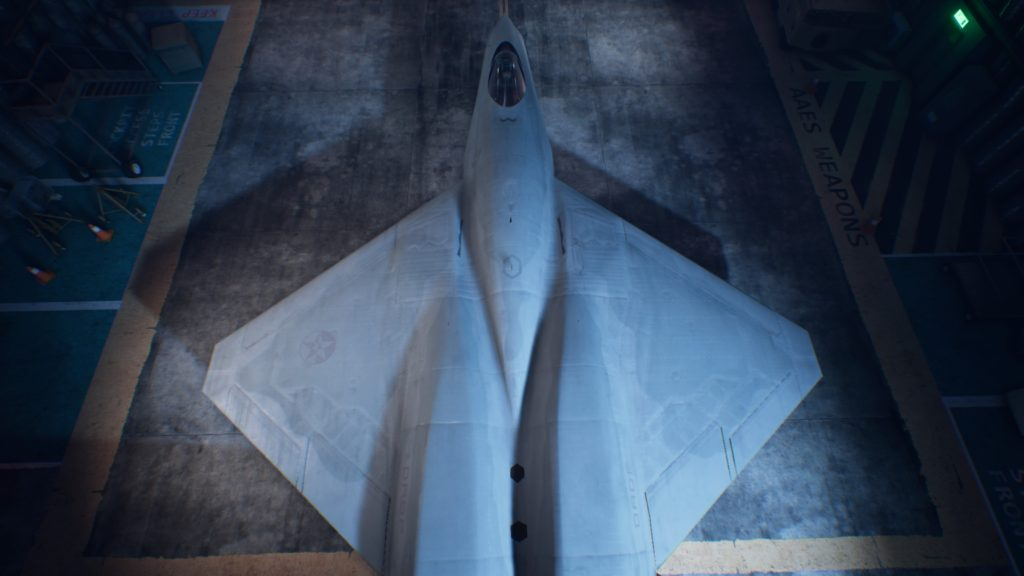 ACE COMBAT™ 7: SKIES UNKNOWN_YF-23 Black Widow II06 Strider Skin