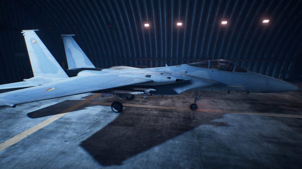 ACE COMBAT™ 7: SKIES UNKNOWN_F-15C Eagle01 Osea Skin