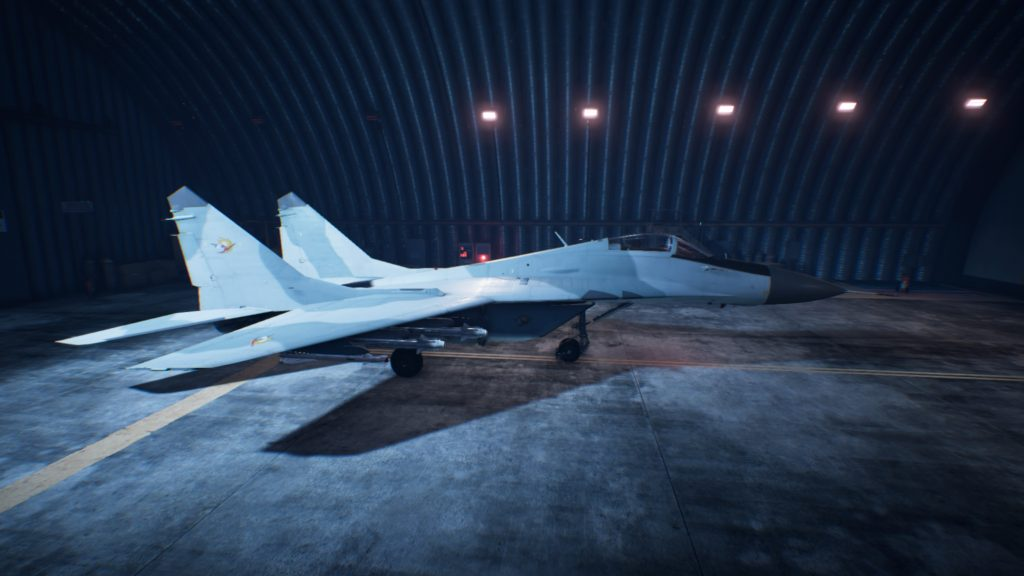 ACE COMBAT™ 7: SKIES UNKNOWN_MiG-29A Fulcrum01 Osea Skin