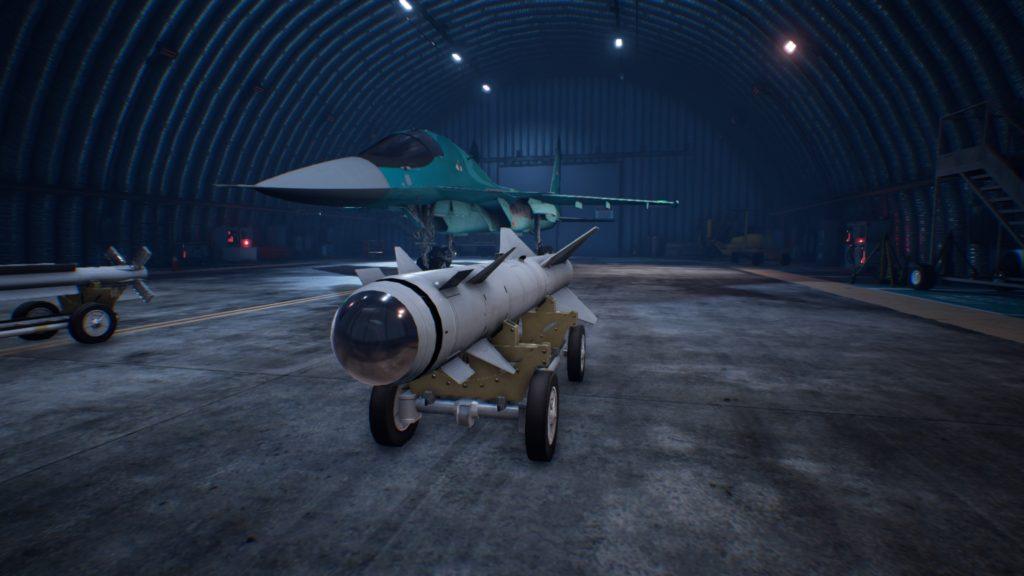 ACE COMBAT™ 7: SKIES UNKNOWN_Su-34 Fullback 4AGM