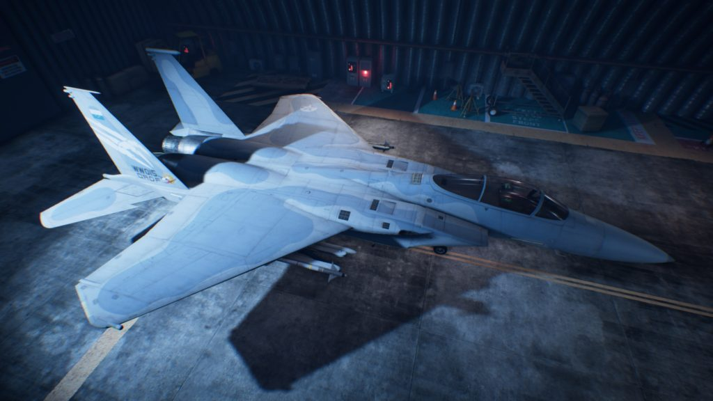 ACE COMBAT™ 7: SKIES UNKNOWN_F-15C Eagle06 Strider Skin