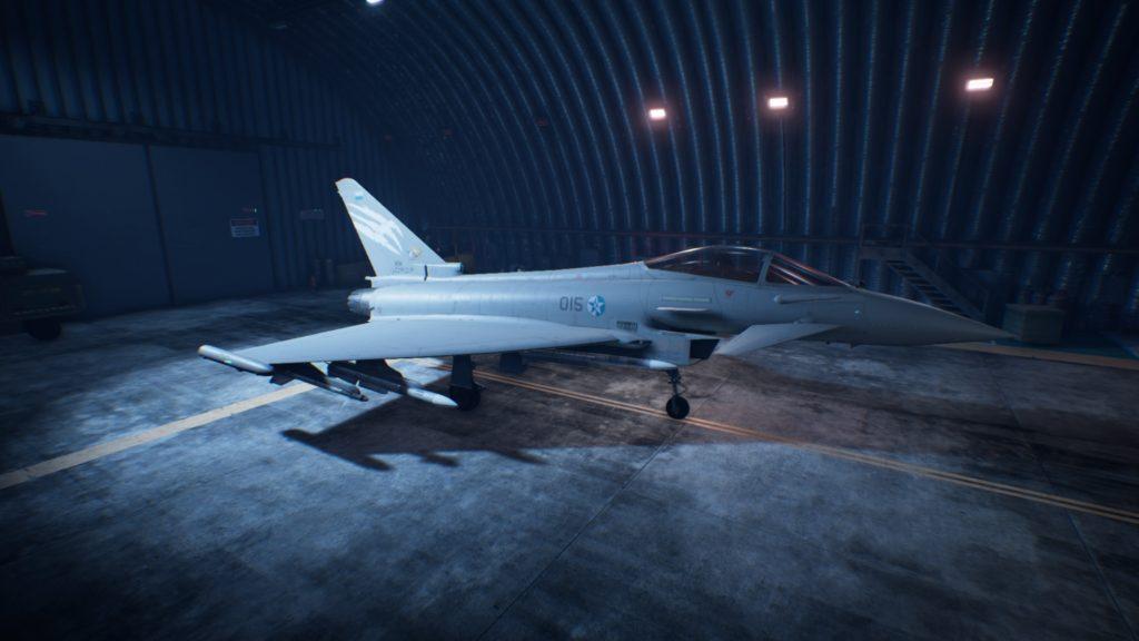 ACE COMBAT™ 7: SKIES UNKNOWN_Typhoon06 Strider Skin