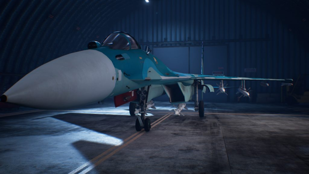 ACE COMBAT™ 7: SKIES UNKNOWN_Su-33 Flanker-D01 Osea Skin