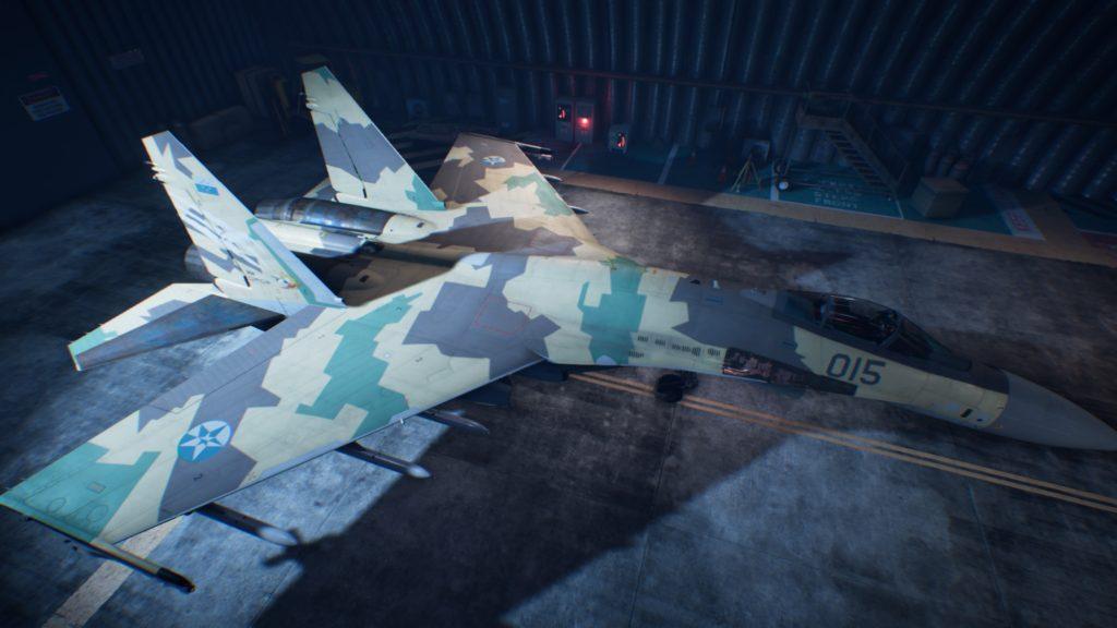 ACE COMBAT™ 7: SKIES UNKNOWN_Su-35S06 Strider Skin