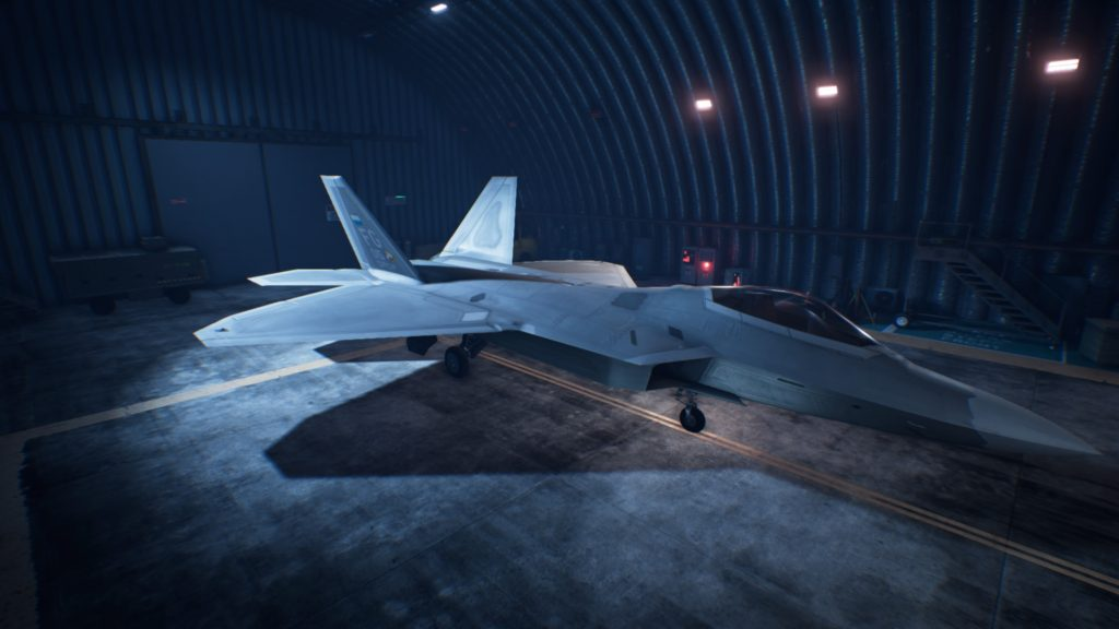 ACE COMBAT™ 7: SKIES UNKNOWN_F-22A 04 Mage Skin