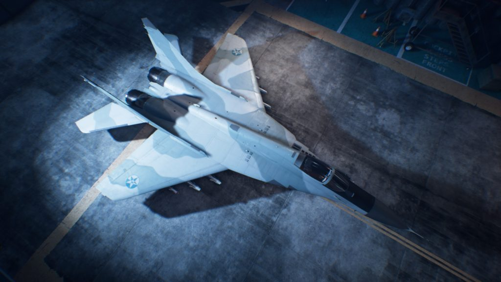 ACE COMBAT™ 7: SKIES UNKNOWN_MiG-29A Fulcrum04 Mage Skin
