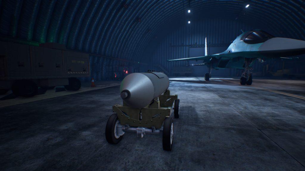 ACE COMBAT™ 7: SKIES UNKNOWN_Su-34 FullbackSFFS