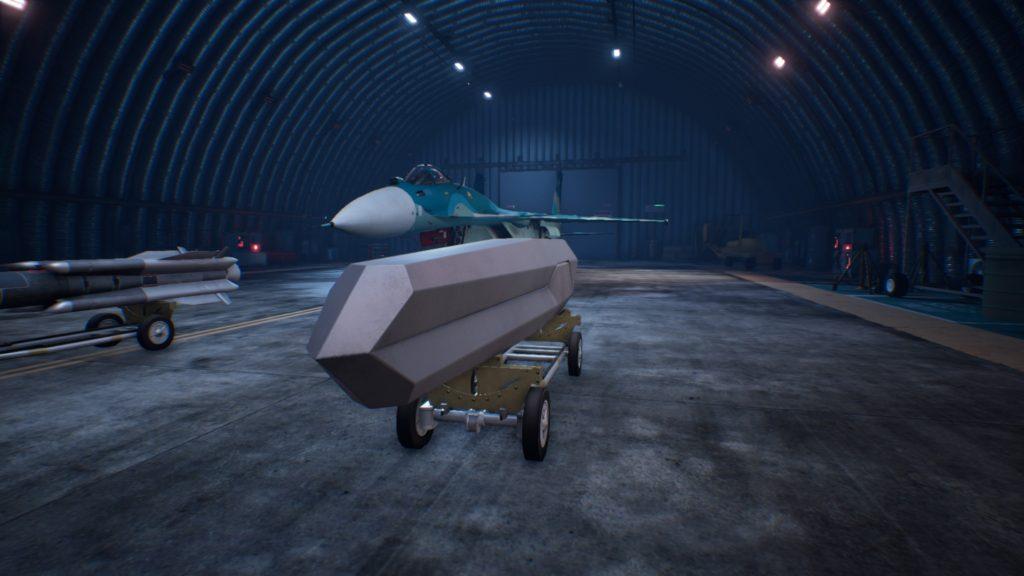 ACE COMBAT™ 7: SKIES UNKNOWN_Su-33 Flanker-DEML