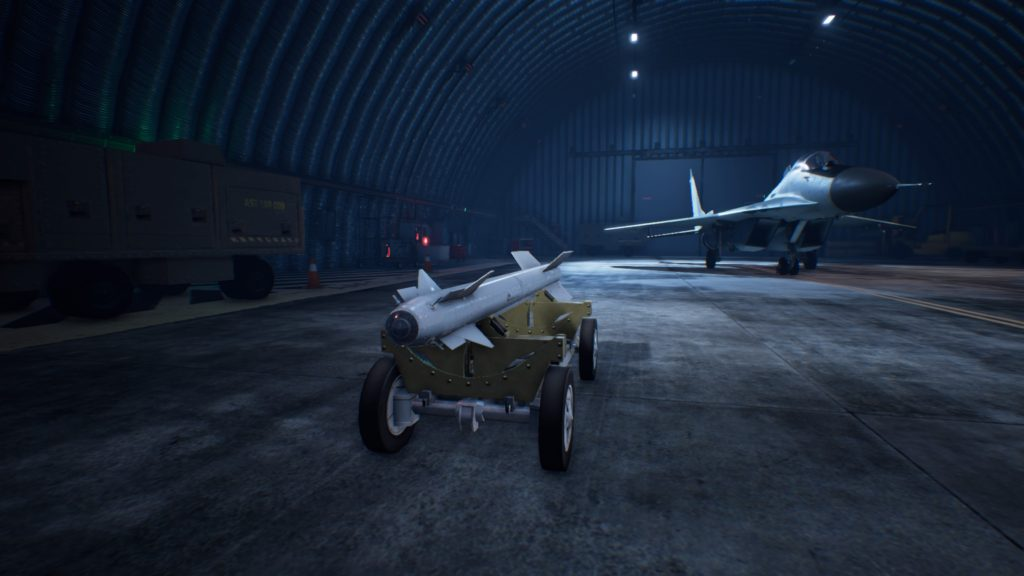 ACE COMBAT™ 7: SKIES UNKNOWN_MiG-29A Fulcrum HPAA