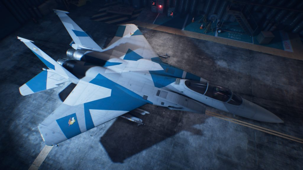 ACE COMBAT™ 7: SKIES UNKNOWN_F-15C Eagle03 Special Skin