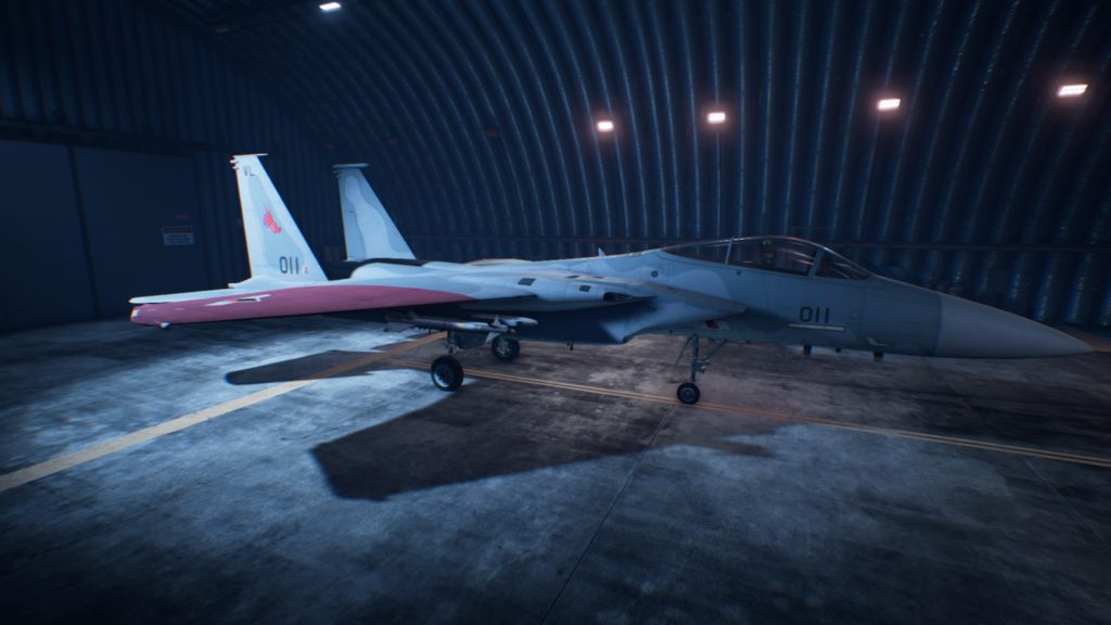 ACE COMBAT™ 7: SKIES UNKNOWN_F-15C Eagle07 Pixy Skin