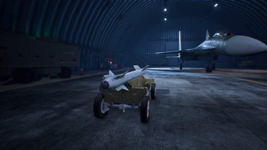 ACE COMBAT™ 7: SKIES UNKNOWN_Su-37 TerminatorHPAA