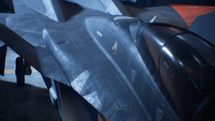 ACE COMBAT™ 7: SKIES UNKNOWN_X-02S Strike Wyvern03 Special Skin