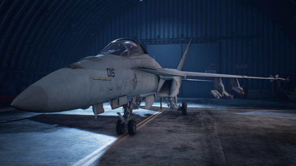 ACE COMBAT™ 7: SKIES UNKNOWN_F/A-18F Super Hornet04 Mage Skin