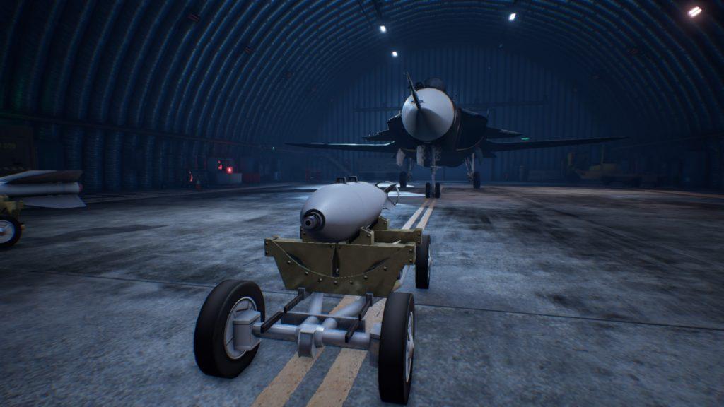 ACE COMBAT™ 7: SKIES UNKNOWN_Su-47 BerkutUGB