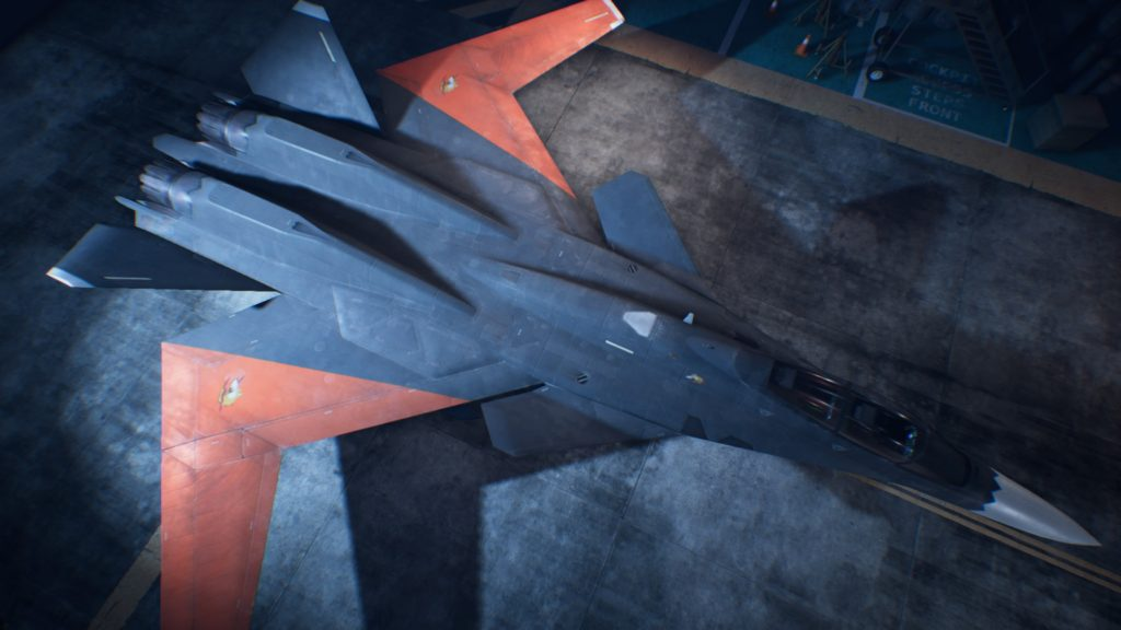 ACE COMBAT™ 7: SKIES UNKNOWN_X-02S Strike Wyvern 03 Special Skin