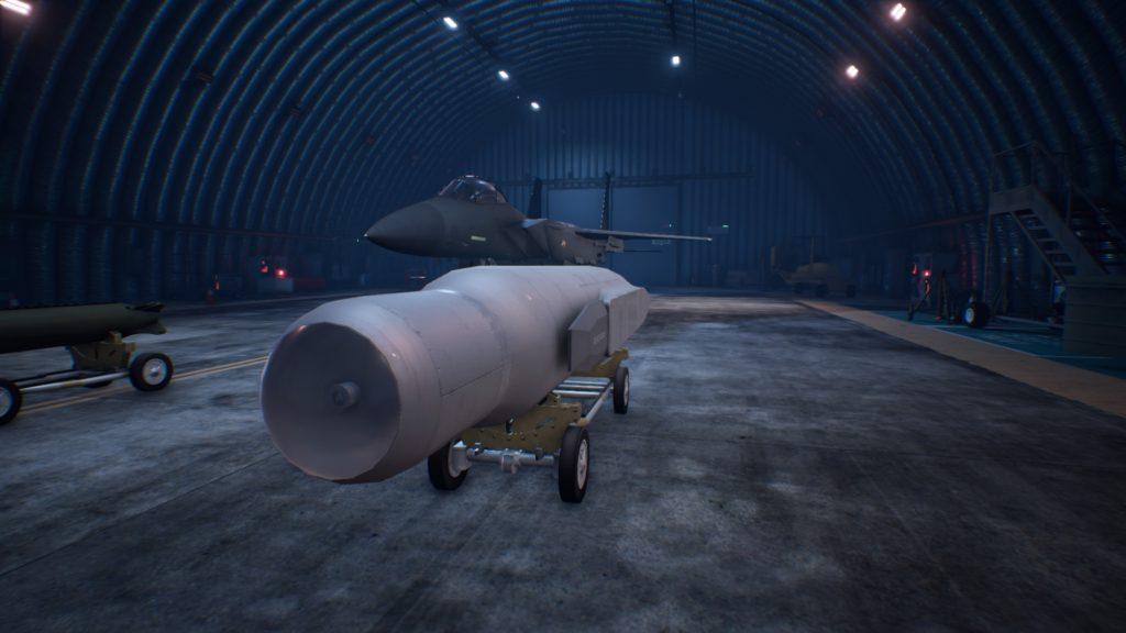 ACE COMBAT™ 7: SKIES UNKNOWN_F-15E Strike Eagle TLS