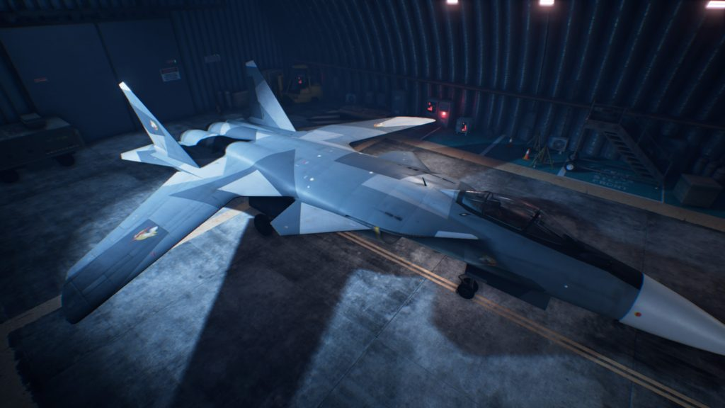 ACE COMBAT™ 7: SKIES UNKNOWN_Su-47 Berkut03 Special Skin