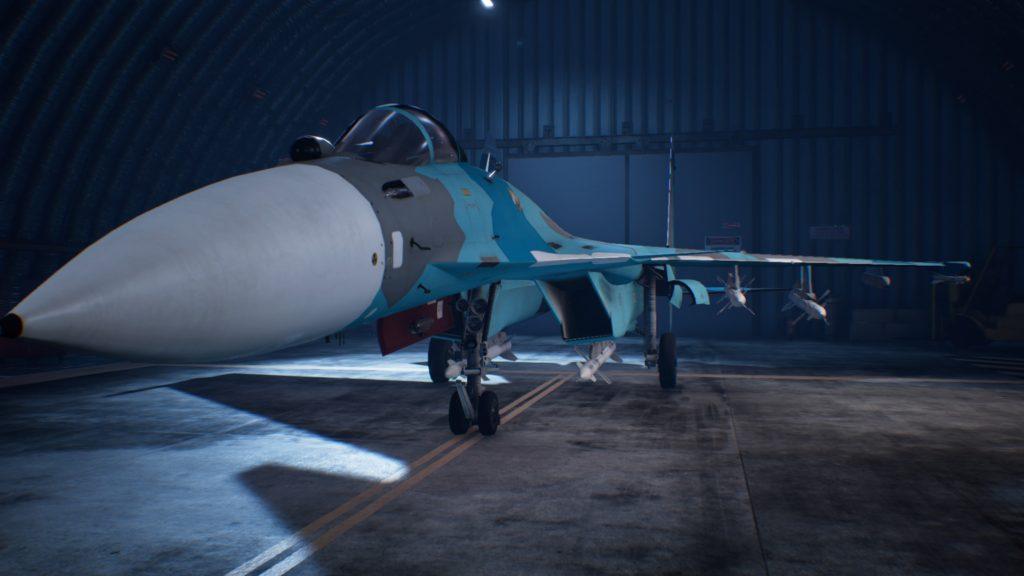 ACE COMBAT™ 7: SKIES UNKNOWN_Su-33 Flanker-D02 Erusea Skin