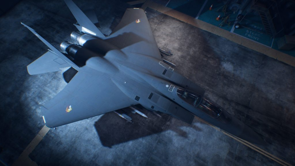 ACE COMBAT™ 7: SKIES UNKNOWN_F-15E Strike Eagle01 Osea Skin