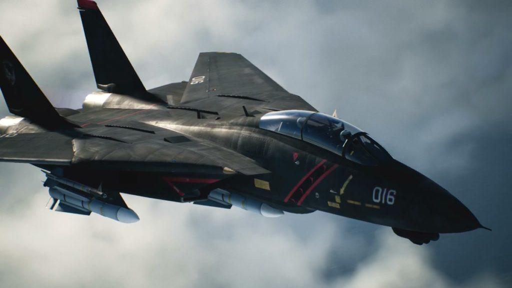 ACE COMBAT™ 7: SKIES UNKNOWN_F-14D Super Tomcat07 Razgriz Skin