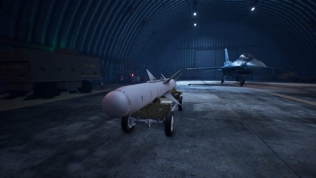 ACE COMBAT™ 7: SKIES UNKNOWN_F-2A LASM