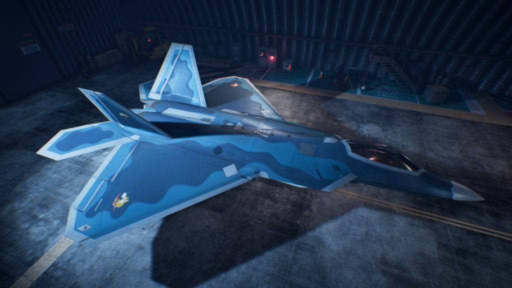 ACE COMBAT™ 7: SKIES UNKNOWN_F-22A 03 Special Skin