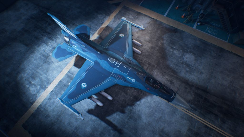 ACE COMBAT™ 7: SKIES UNKNOWN_F-2A05 Spare Skin