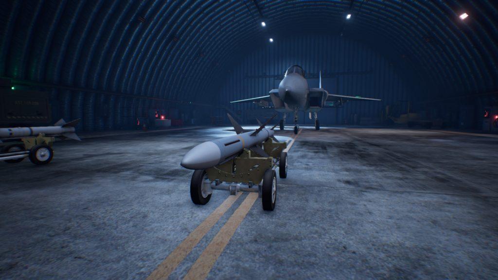 ACE COMBAT™ 7: SKIES UNKNOWN_F-15JSAAM