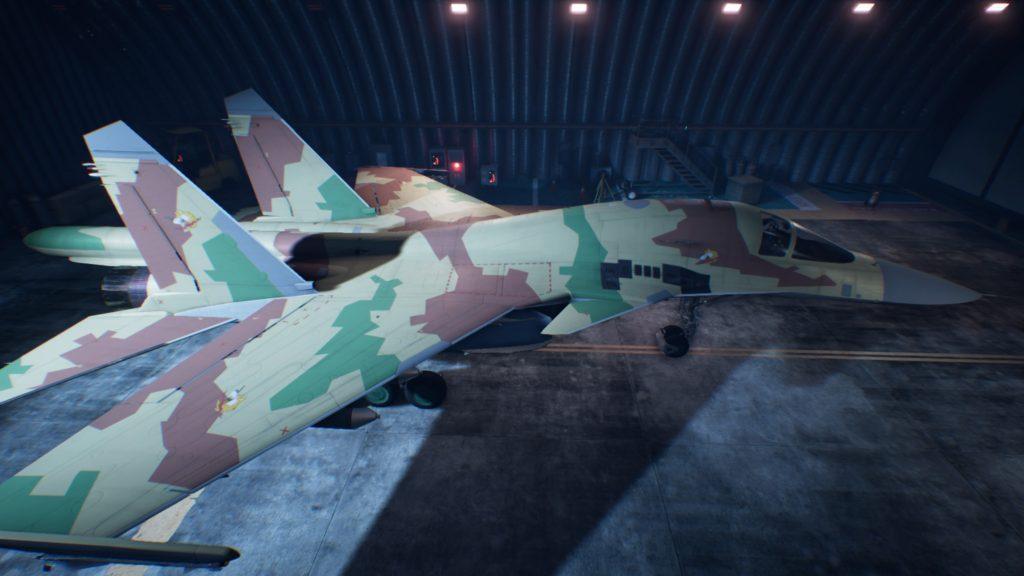 ACE COMBAT™ 7: SKIES UNKNOWN_Su-34 Fullback02 Erusea Skin