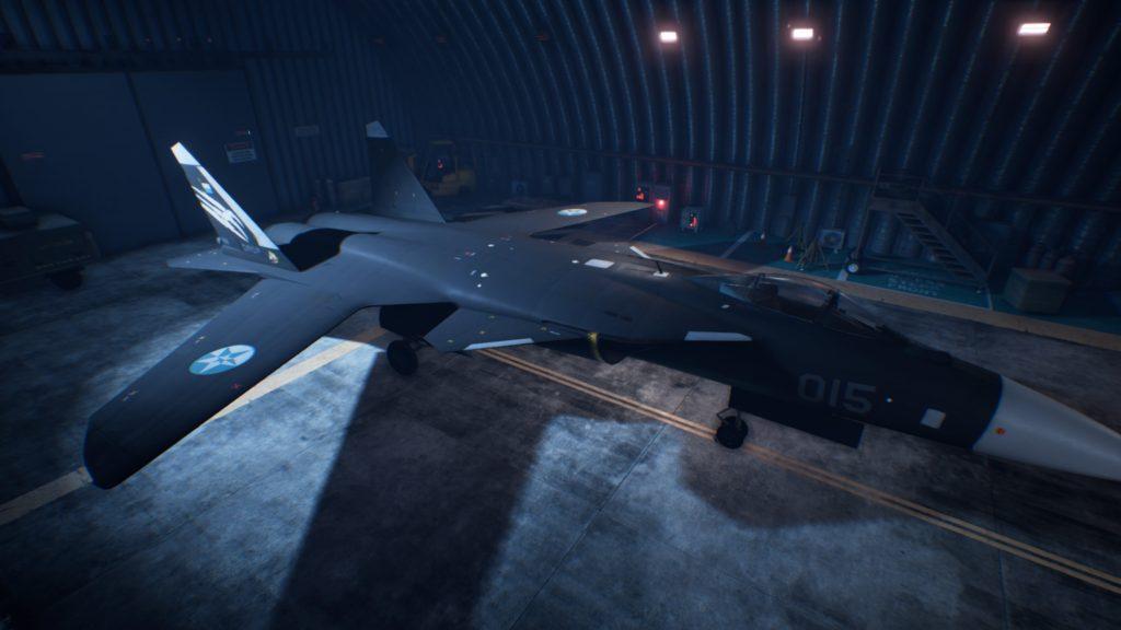 ACE COMBAT™ 7: SKIES UNKNOWN_Su-47 Berkut06 Strider Skin