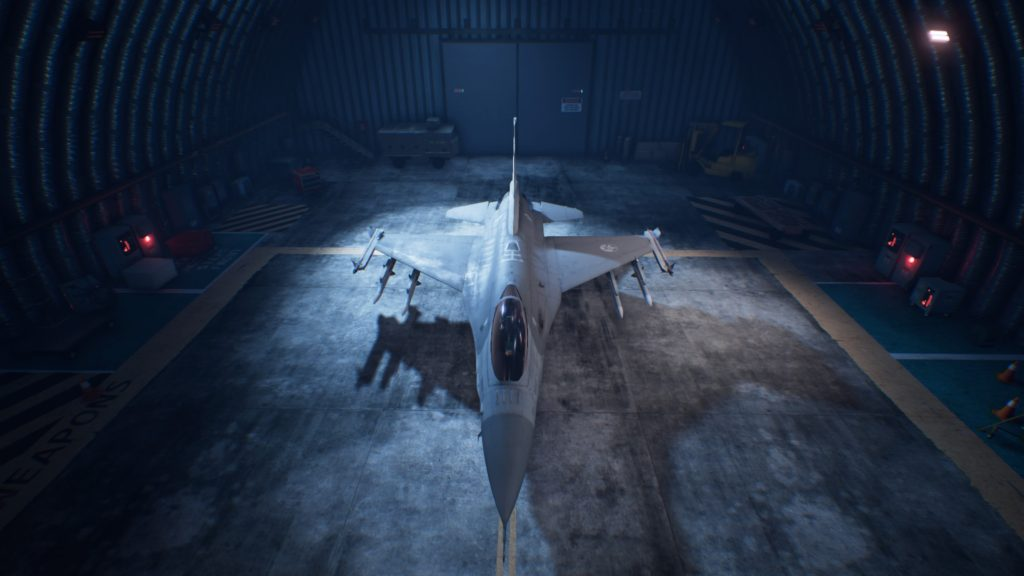 ACE COMBAT™ 7: SKIES UNKNOWN_F-16C Fighting Falcon05 Spare Skin