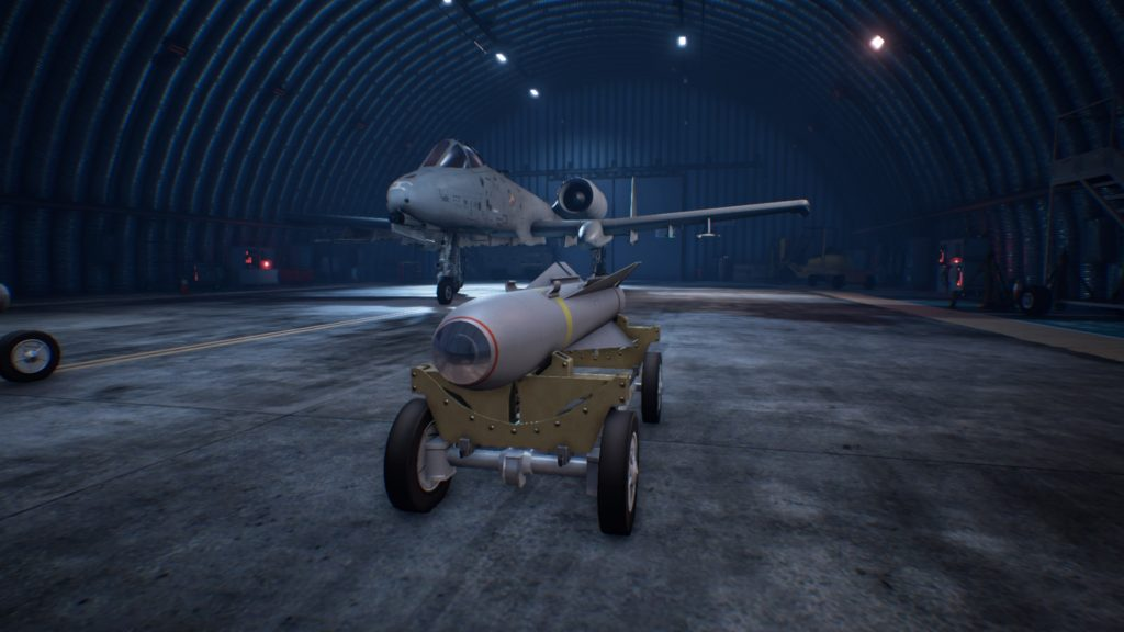 ACE COMBAT™ 7: SKIES UNKNOWN_A-10C Thunderbolt II4AGM