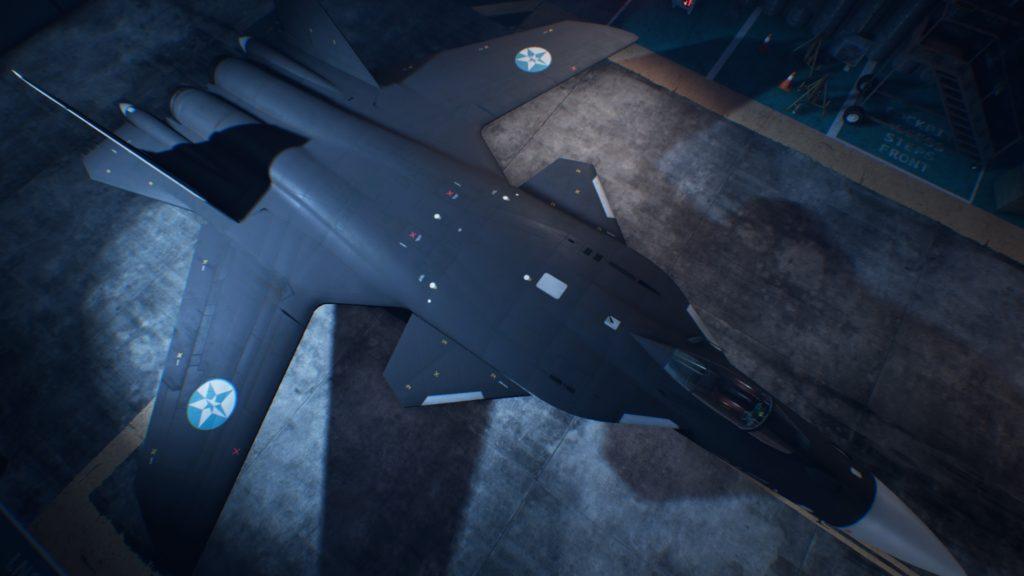ACE COMBAT™ 7: SKIES UNKNOWN_Su-47 Berkut04 Mage Skin