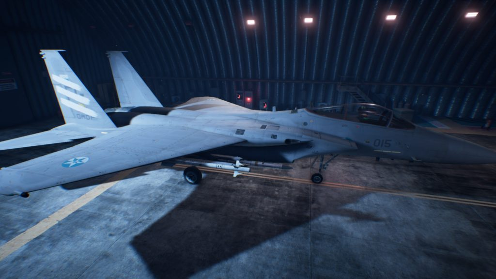 ACE COMBAT™ 7: SKIES UNKNOWN_F-15J05 Spare Skin